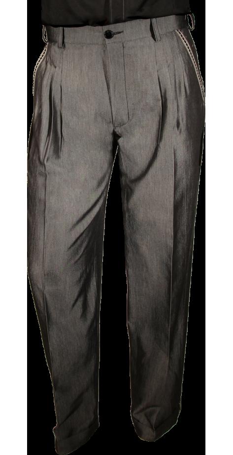 Feria jean's laqué gris