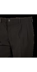 Trendy (2 plis) Noir