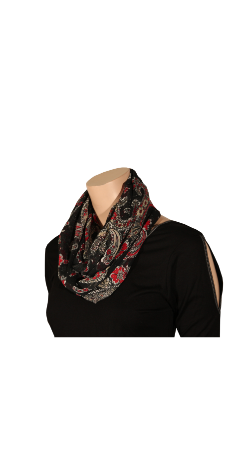 Snood voile