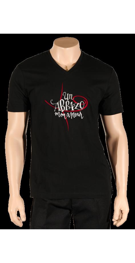 Tshirt Un Abrazo Mon Amour !