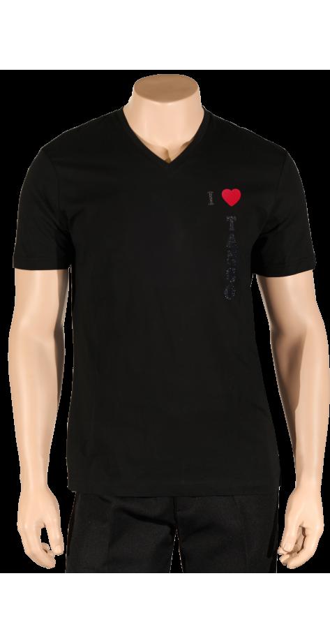Tshirt I Love Tango