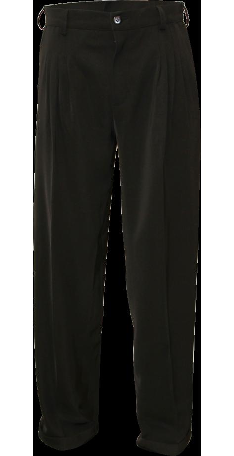 Tanguero ( 4 plis ) Noir
