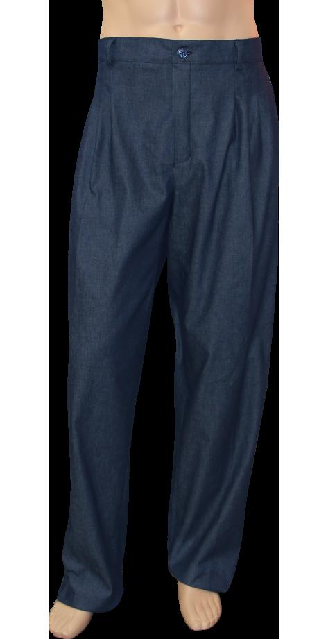 Tanguero (4 plis) Jean's bleu